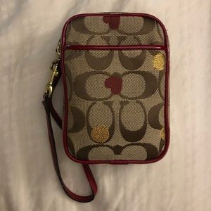 Coach Multi purpose small bag